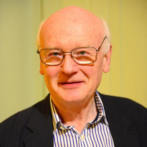 Colin Milne CBE